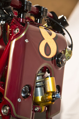 Indian Scout Custom Front End