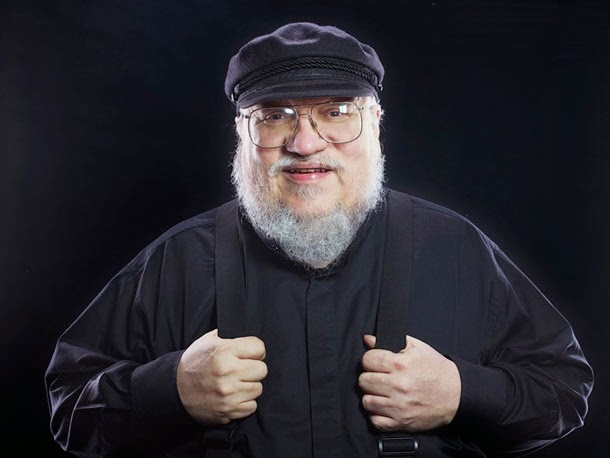 george r r martin game of thrones saison 4 enfin la!