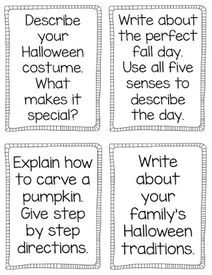 Pumpkin Palooza: NO PREP printables for Fall & Halloween