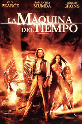 The Time Machine 2002 DVD R1 NTSC Latino