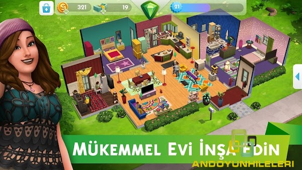 The Sims™ Mobile Para Hileli APK v15.0.2.69790