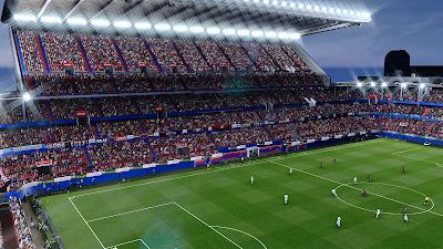 PES 2020 Stadiums El Sadar