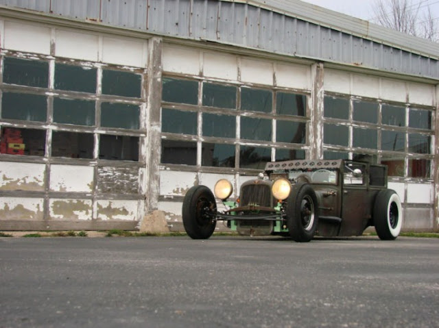 Rat rod 1926 Dodge Brothers Sedan 1926  Pictures Gallery