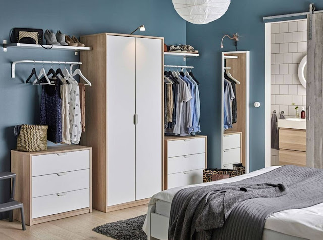 simple bedroom closet design ideas images