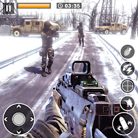 Call for War – Winter survival Snipers Battle WW2 Mod Apk