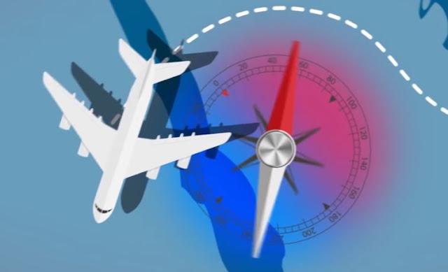 Secara Logika dan Agama Mengapa Pesawat Tidak bisa Melewati Ka'bah