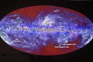 ناسا تقترب من بداية الكون