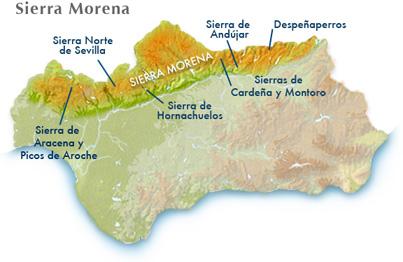 Sendero GR-48 Sierra Morena
