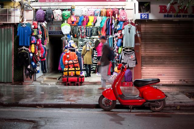 Hanoi Skutery