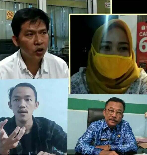 Tanda Tanya Anggaran Covid -19 Kota Bandar Lampung, Refky Ketua DPC AWPI Kota Bandar lampung Angkat Bicara