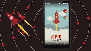 Psiphon Pro Apk Terbaru v166 Internet Gratis di Android Work 100%