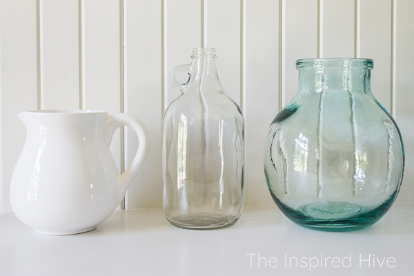 How to make your own faux vintage pottery vases