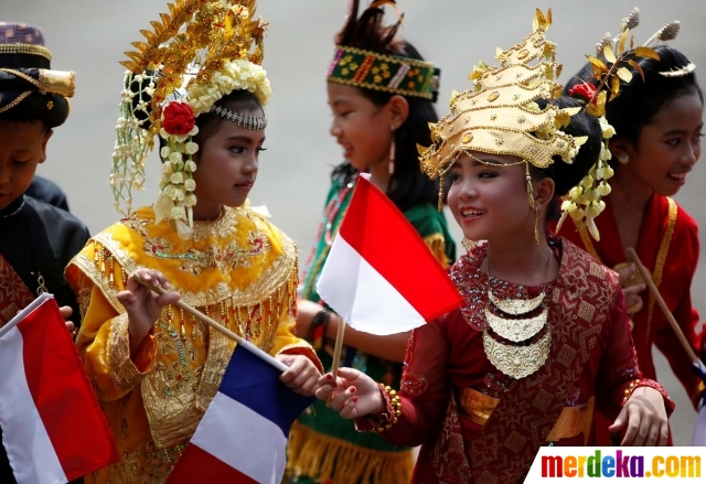 People of Indonesia