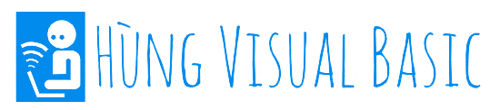 Hùng Visual Basic Blog