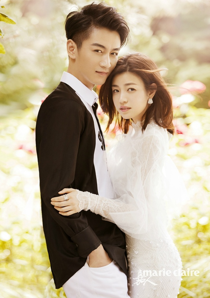 July 2016 Michelle Chen and Chen Xiao Wedding