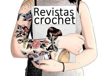 Revistas crochet en stacks de Issuu