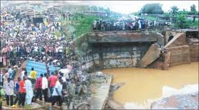 apete ibadan bridge collapse