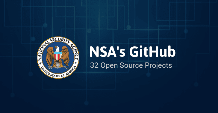 NSA Opens Github Account — Lists 32 Projects Developed by the Agency