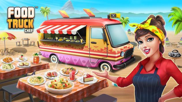 Game Food Truck Chef: Permainan Memasak