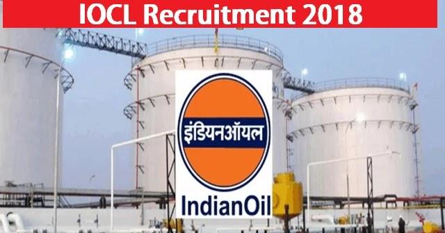 Iocl Recruitment 2018 130 Apprentice 10th Iti Diploma