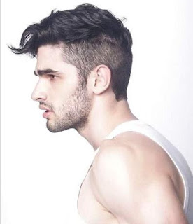 model-rambut-pendek-pria-short-back-and-sides