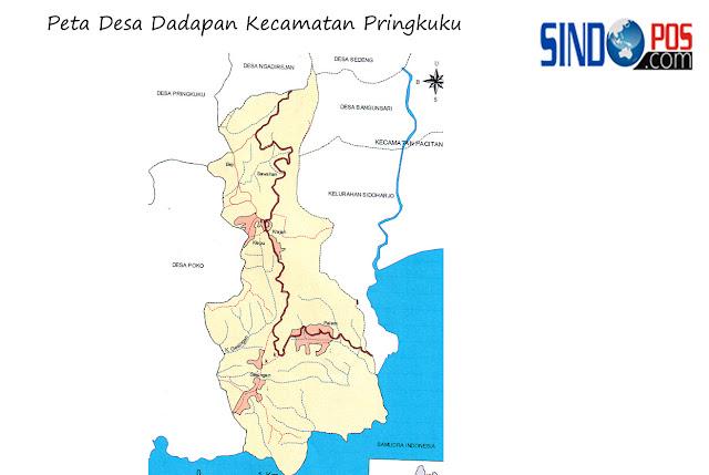Profil Desa & Kelurahan, Desa Dadapan Kecamatan Pringkuku Kabupaten Pacitan