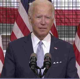 Joe Biden China's Favorable