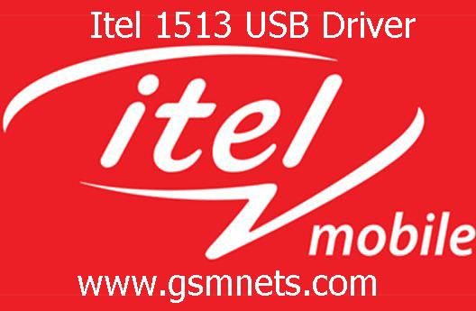 Itel 1513 USB Driver Download