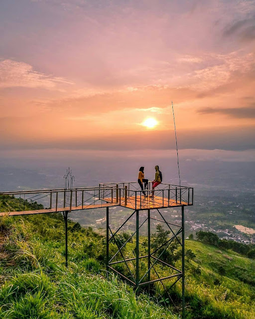 Keindahan Bukit Alesano Bogor Jawa Barat