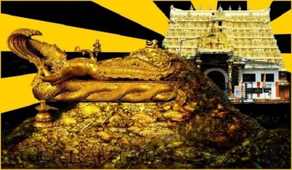 Sree Padmanabhaswamy, Indian Richest Trillion Dollar Temple