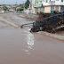 Canal do Rio Granjeiro transborda em alguns trechos e causa transtornos no Crato