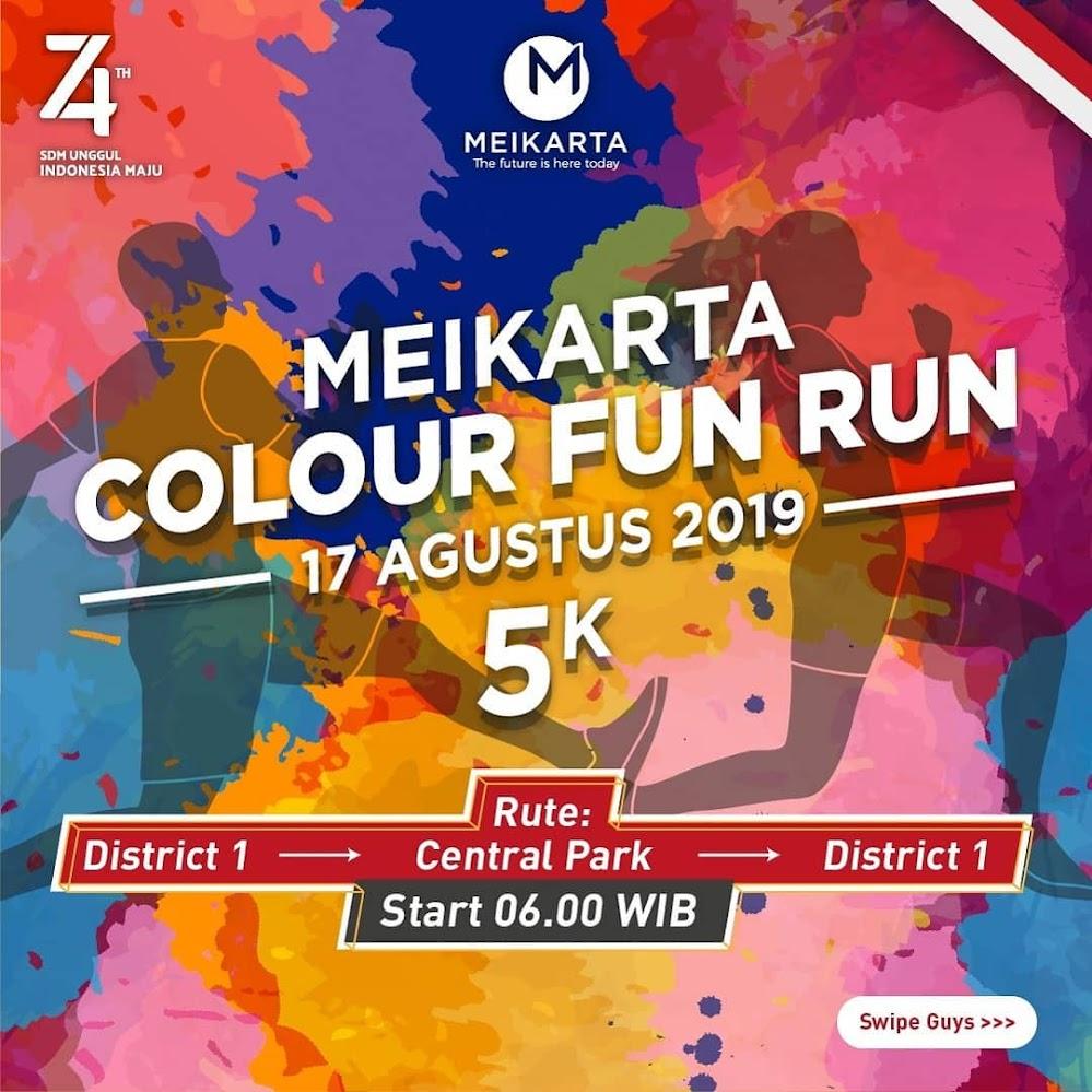 Meikarta Colour Fun Run • 2019