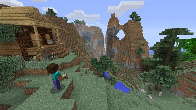 يمكنك ان تعمل منسق حدائق افتراضياً بلعبة Minecraft براتب 70 دولار في الساعة