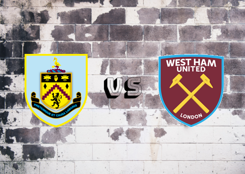 Burnley vs West Ham United  Resumen