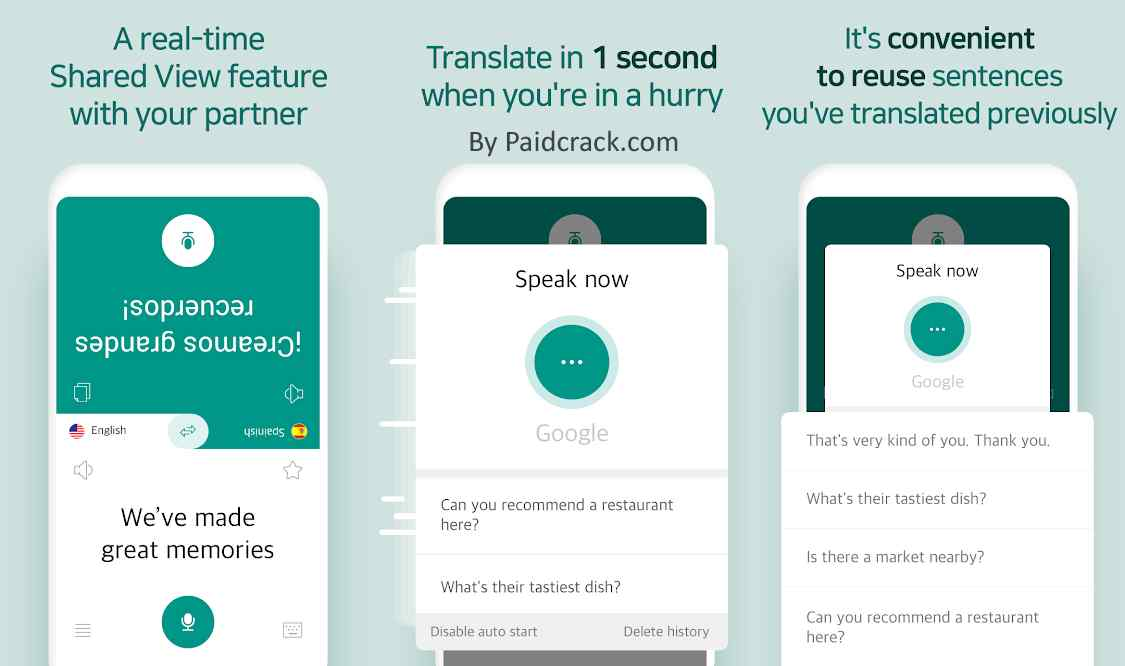 Talking Translator Pro Mod Apk 1.6.7