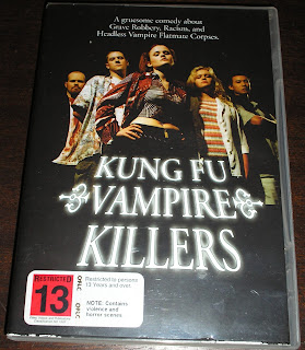 Kung Fu Vampire Killers – review