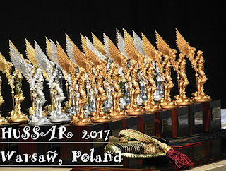 Hussar 2017 painting competition Warsaw Poland