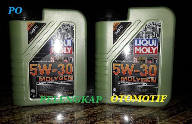 Oli Terbaru Liqui Moly 5W30 Molygen New Generation