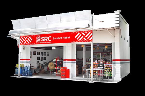 Bisnis Toko Kelontong SRC