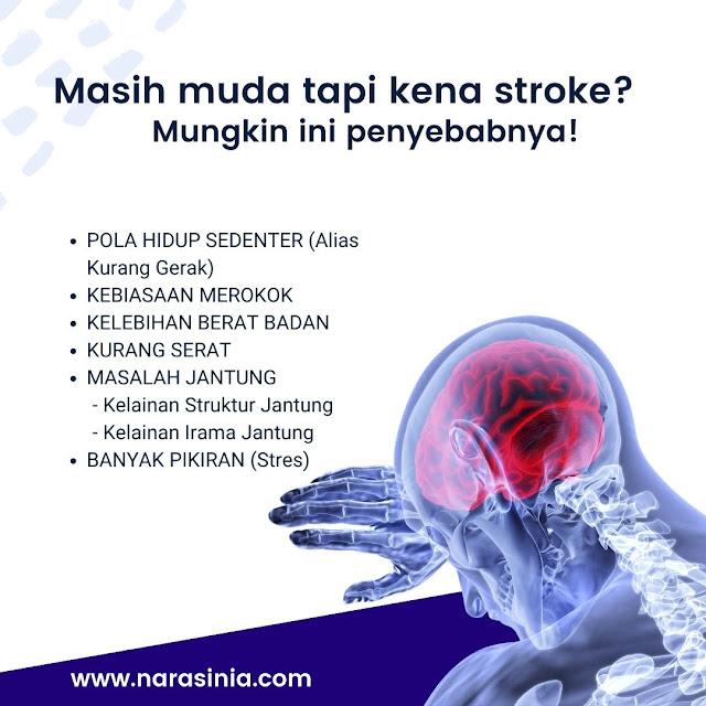 pertolongan pertama pada gejala stroke ringan