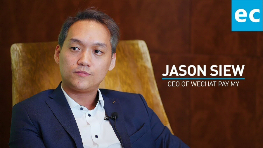 Jason Siew, CEO of WeChat Pay Malaysia