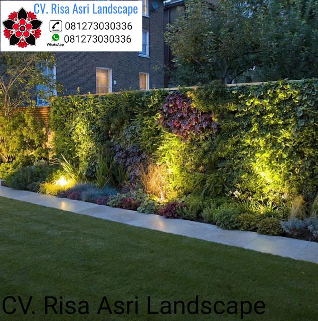 JASA PEMBUATAN VERTICAL GARDEN (DINDING HIJAU) DI SURABAYA - jasa vertical garden surabaya hadir untuk anda yang membutuhkan