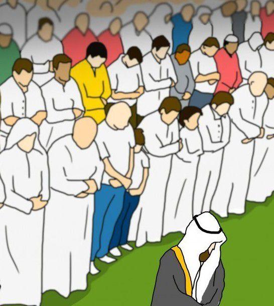 أسرار صلاة الجماعة ومردوداتها على الفرد