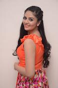 Srimukhi latest glam pics-thumbnail-10
