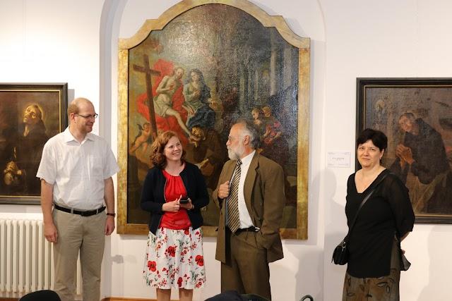 Művészet a határok felett – Paulus Antonius Senser pécsi barokk festő kiállítása Szabadkán