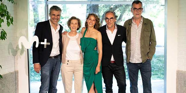 Movistar+ presenta la serie 'Dime quién soy'