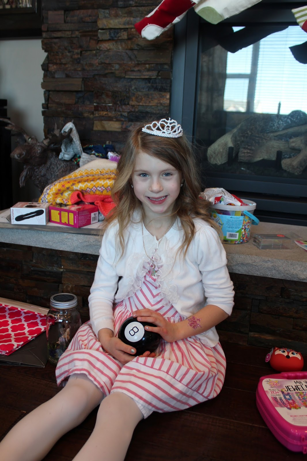 The Berger Blog Sophia S Turns 8 Years Old