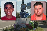 Trayvon Martin and George Zimmerman