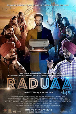 Raduaa 2018 Full Punjabi Movie Download in 720p
