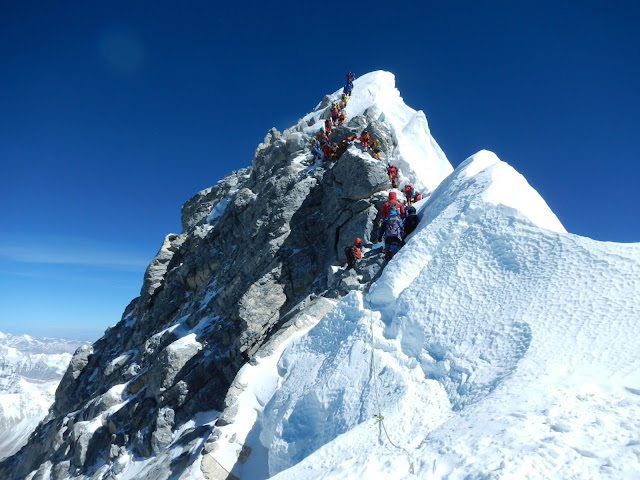 Everest Expedition South Side